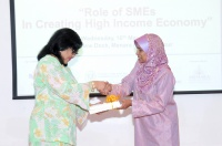 View the album ROLE OF SMEs IN CREATING A HIGH INCOME ECONOMY