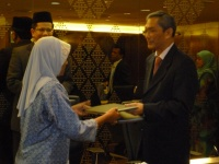 View the album MOU-UNIRAZAK & IMM - 21 March 2012