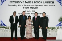 View the album Exclusive Talk & Book Launch by Scott McKain