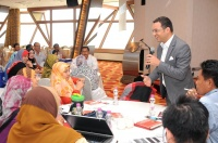 View the album TM Training by Tom Abbott, 8 - 10 April 2014 @ Menara Kuala Lumpur
