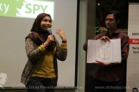 View the album  Amazing Sticky Presentations, 10 & 11 March 2014 @ Menara Kuala Lumpur
