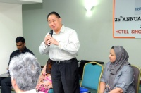 View the album 25th Annual General Meeting, 29th June 2013 @ Hotel Singgahsana, Petaling Jaya