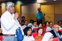 View the album CEOTALK by YBhg Dato' CM Vignaesvaran, CEO of PSMB, Tuesday, 12 April 2016 @ Wisma HRDF, Damansara Height, Kuala Lumpur