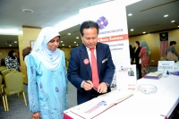 View the album  	 CEO TALK by YBhg. Dato' Dzulkifli Mahmud, Chief Executive Officer of the Malaysia External Trade Development Corporation (MATRADE), Tuesday, 15 March 2016 @ Perdana Hall, Level 6, West Wing, Menara MATRADE