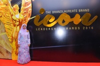 View the album The BrandLaureate Transformational Corporate Leader Brand ICON Leadership Award 2016 to YBhg Dato' Sharifah Mohd Ismail