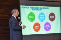 View the album CEOTALK by YBhg. Prof. Datuk Seri Dr. Md. Zabid Abdul Rashid, President & Vice Chancellor of Universiti Tun Abdul Razak, Wednesday, 22 February 2017 @ Impiana Hotel, KLCC, Kuala Lumpur
