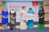 View the album A Fund Raising Program For CANCER CARE Pleadge a Pen Project, Tuesday, 28 February 2017 @ Concorde Hotel, Kuala Lumpur