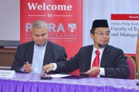 View the album Memorandum of Agreement Signing Ceremony between Putra Business School and Institute of Marketing Malaysia for MBA in Marketing with Certified Professional Marketer (Asia), 6 March 2017 @ Dewan Philip Kotler, Universiti Putra Malaysia