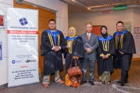 View the album CPM GRADUATION CEREMONY 16 DECEMBER 2017 @SIME DARBY CONVENTION CENTRE, KUALA LUMPUR.