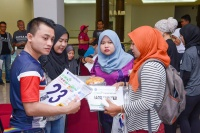 View the album IMM Treasure Hunt 2017 Saturday, 16 December 2017, Flag-off by PBS @ PAUM, Ends by MTDC @ UPM-MTDC, Serdang, Selangor.