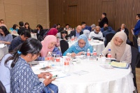 """View the album ONE-DAY SEMINAR: """"SOCIAL MEDIA MARKETING & CLIENT ATTRACTION"""" BY CHRIS RANDOLPH Tuesday, 10 April 2018 @ Sime Darby Convention Centre"""